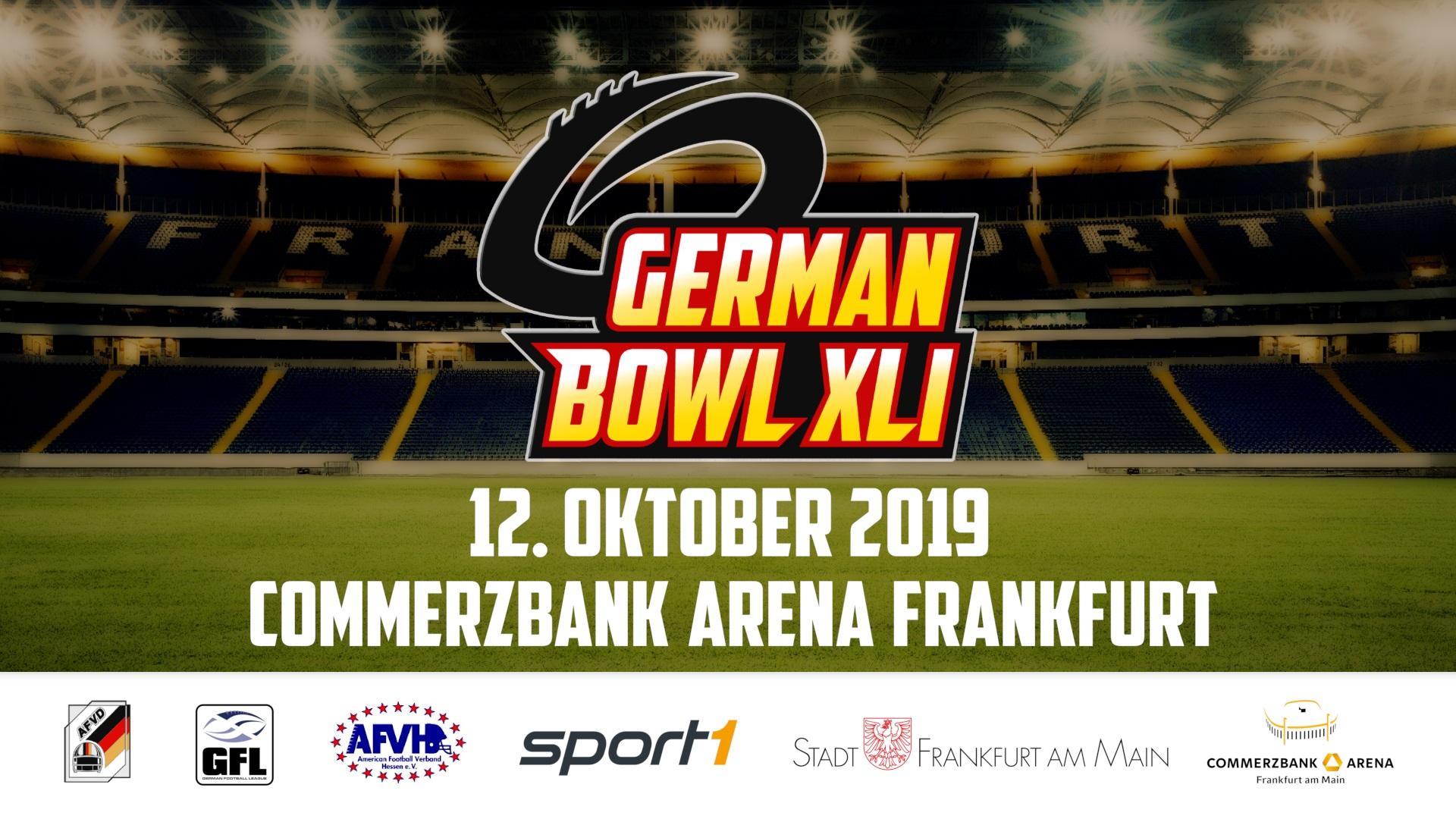 German Bowl XLI Header