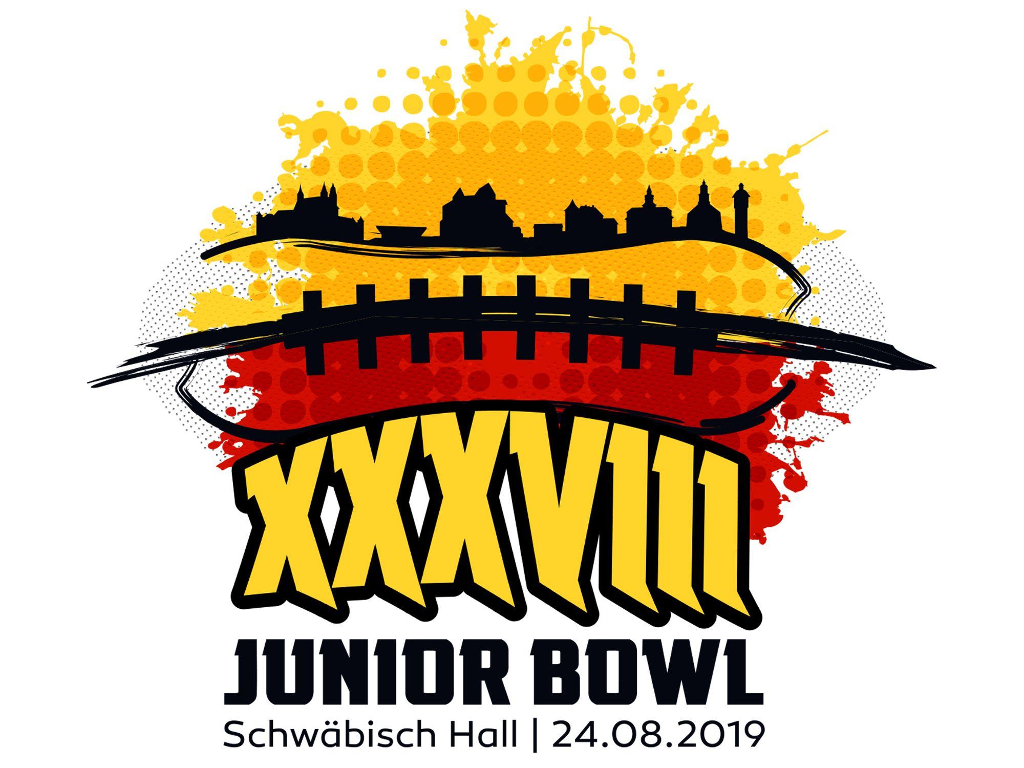 Logo JB XXXVIII