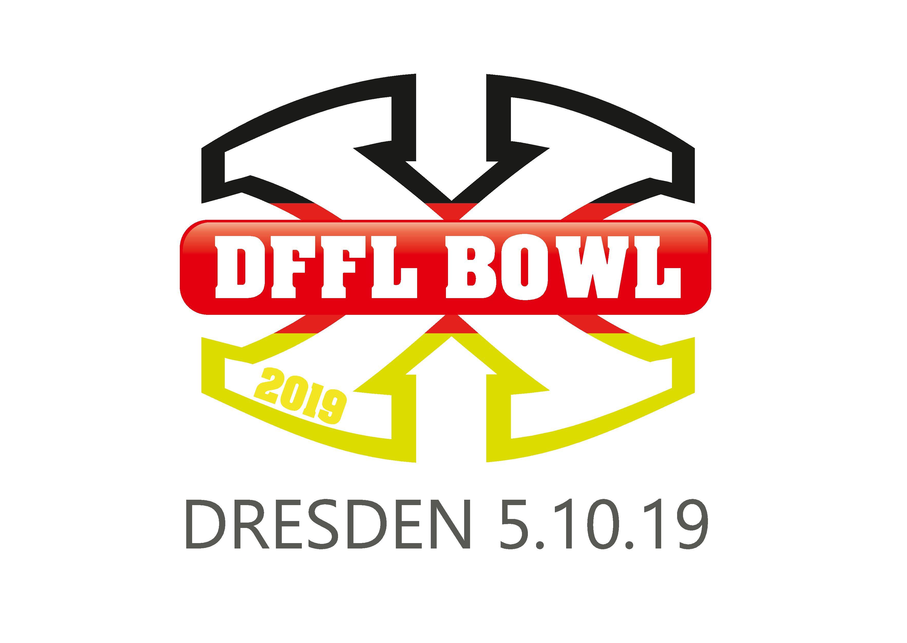 DFFL Bowl 2019 in Dresden