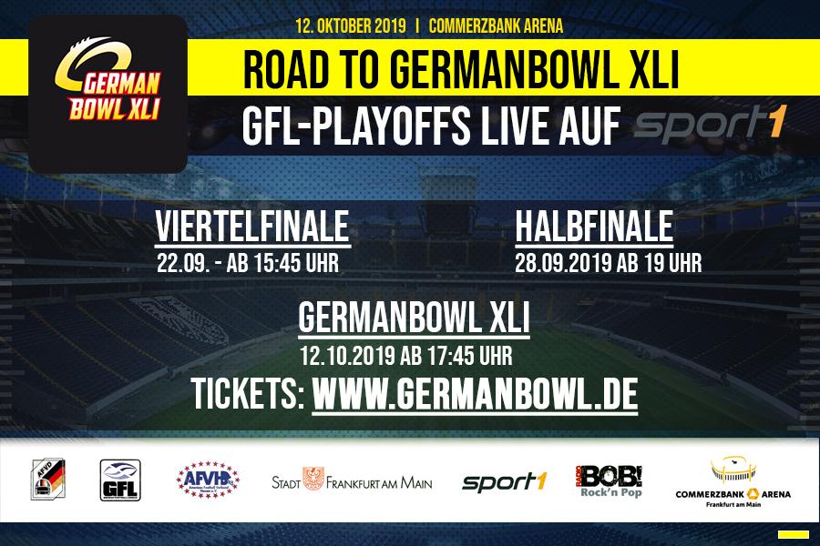 Road to German Bowl XLI [TV]