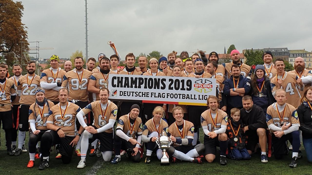 DFFL-Bowl X Champions 2019