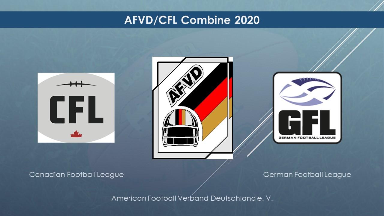 AFVD-CFL Combine 2020