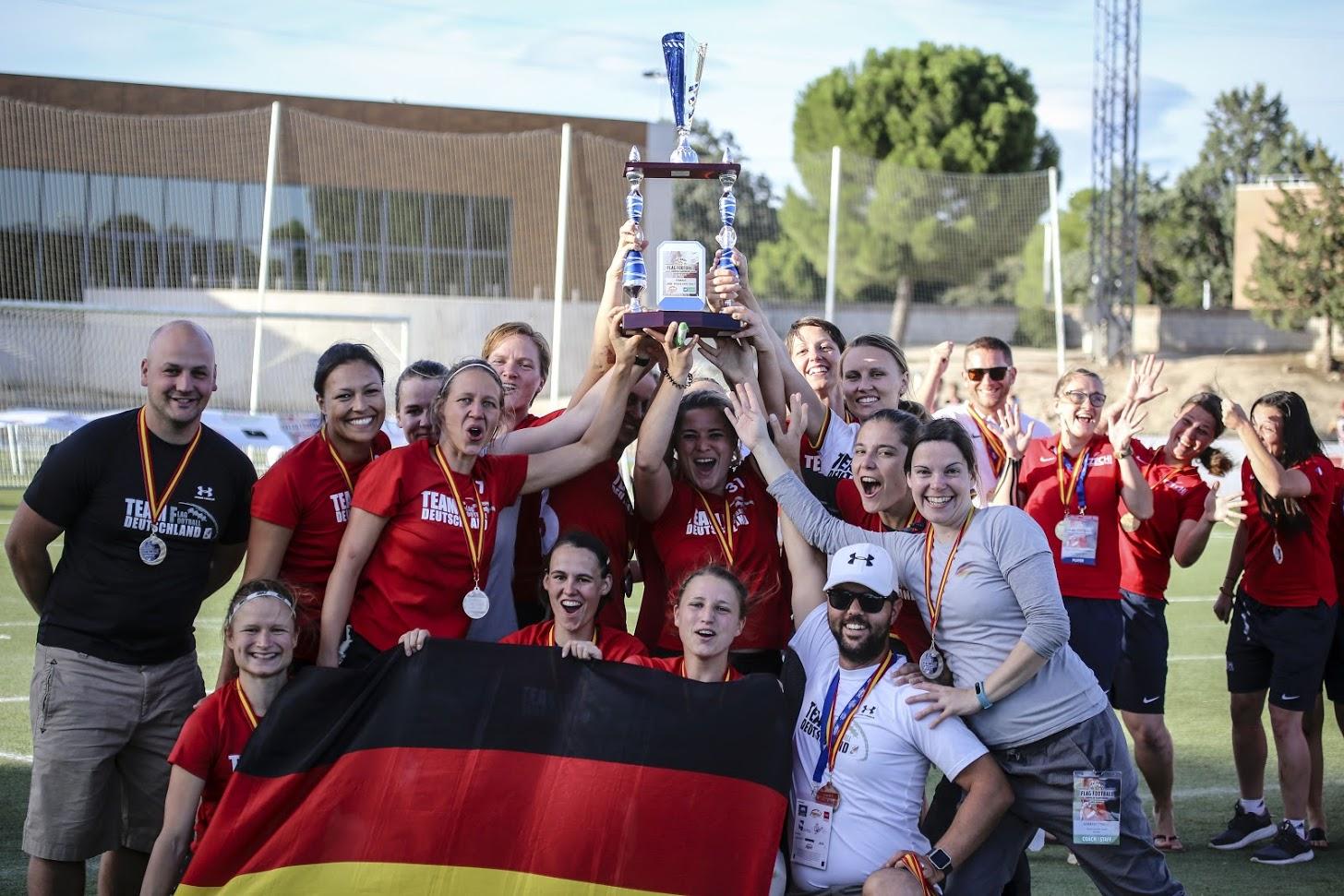Team Deutschland Damen (2017) – Foto von Chris Kämpfe (3)